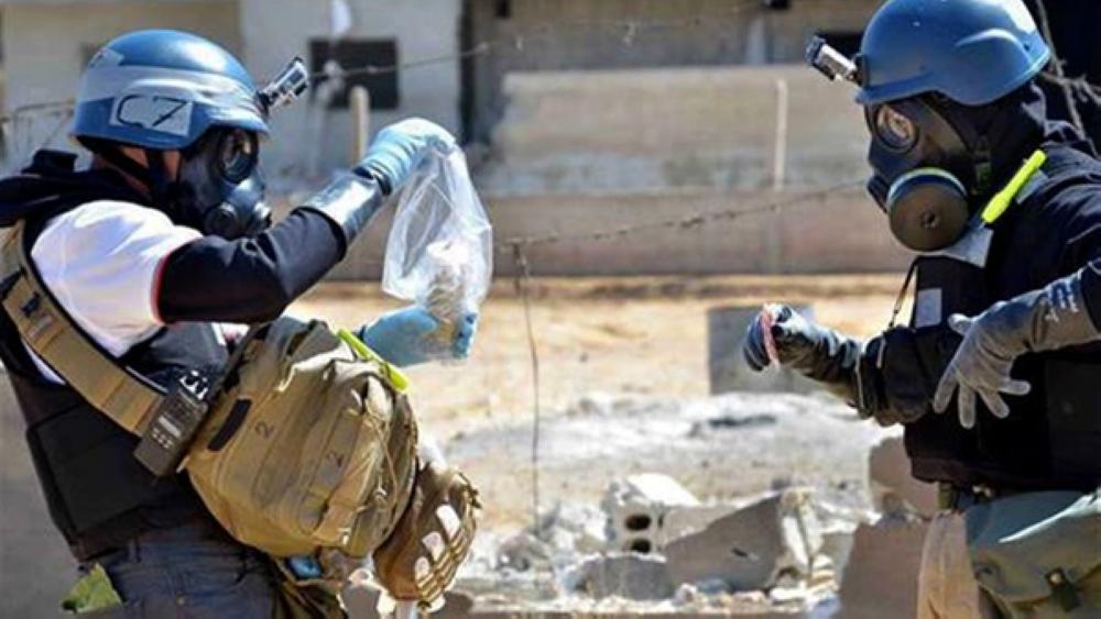 واشنطن: روسيا ربما أفسدت موقع الهجوم الكيماوي في دوما