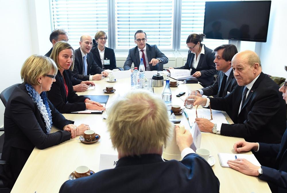 الاتحاد الأوروبي يلوح بعقوبات جديدة على نظام الأسد