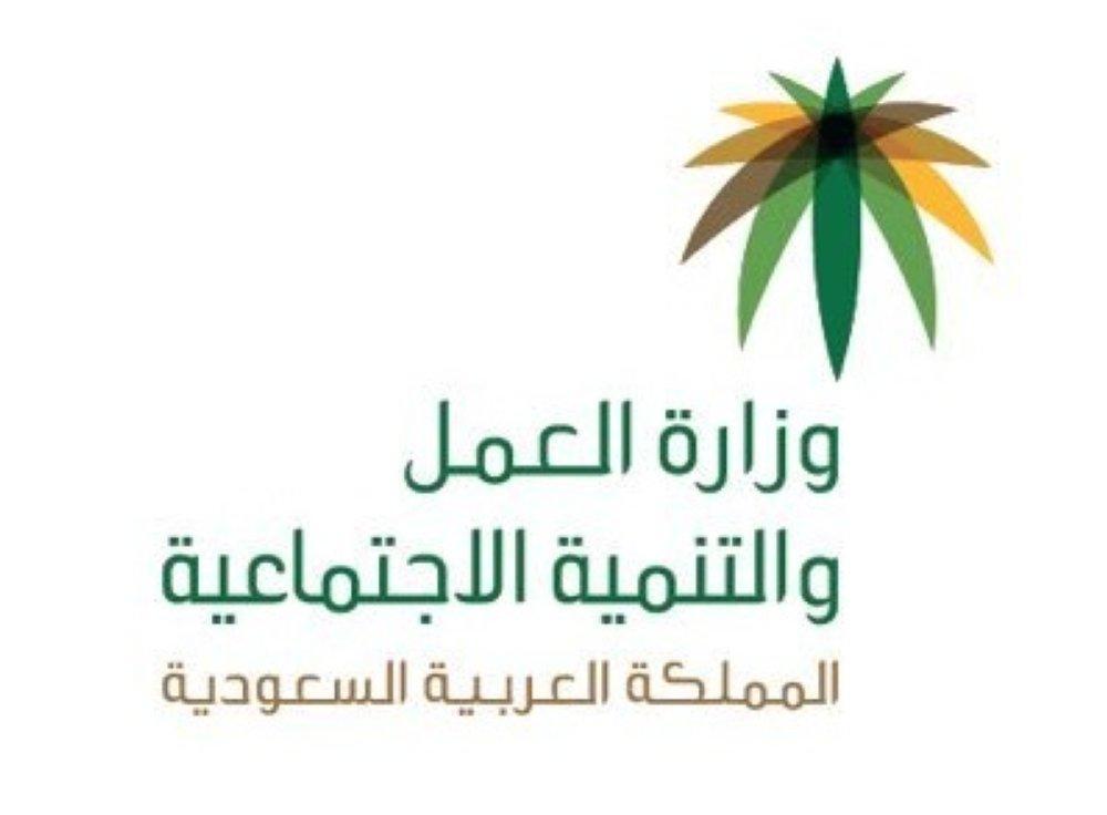شعار وزارة العمل والتنمية الاجتماعية.