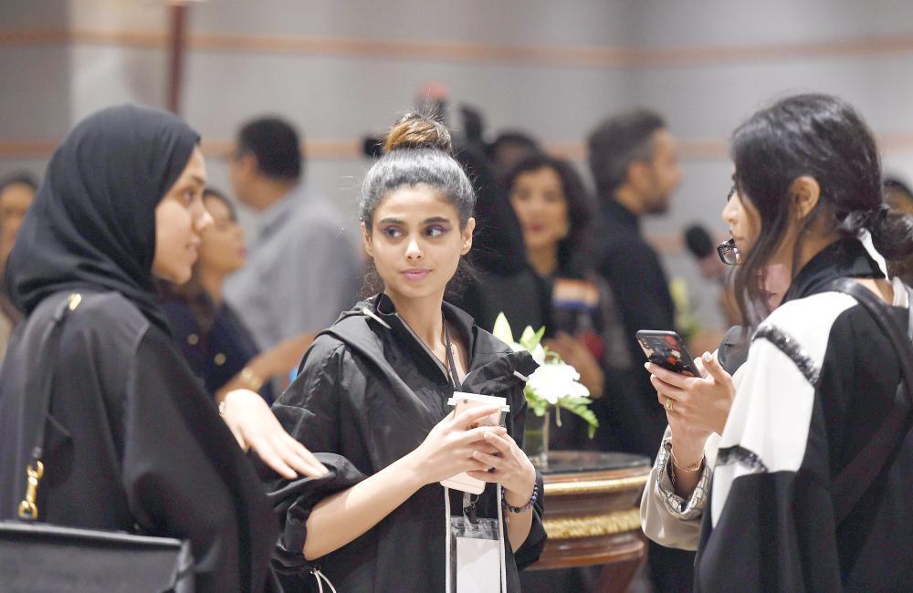 الرياض وجهة العرب في النسخة الأولى من «أسبوع الموضة النسائي»