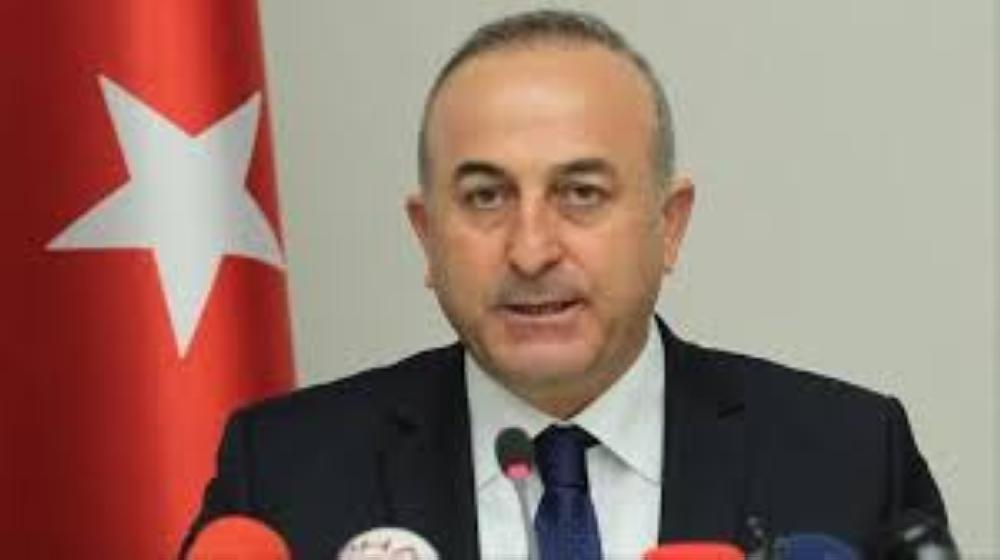 وزير الخارجية التركي: علاقتنا بروسيا أقوى من أن يكسرها ماكرون