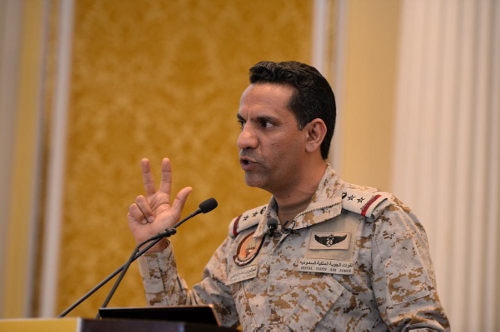 «التحالف» يتوعد: مبادرة عسكرية مؤلمة إذا استمر تهديد المملكة