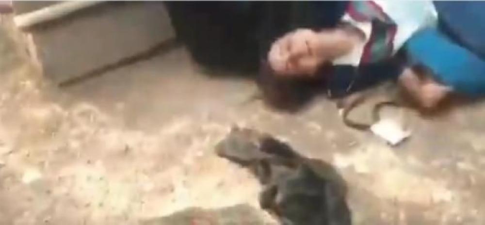 فيديو يظهر وحشية تعامل نظام الملالي مع مواطنيه