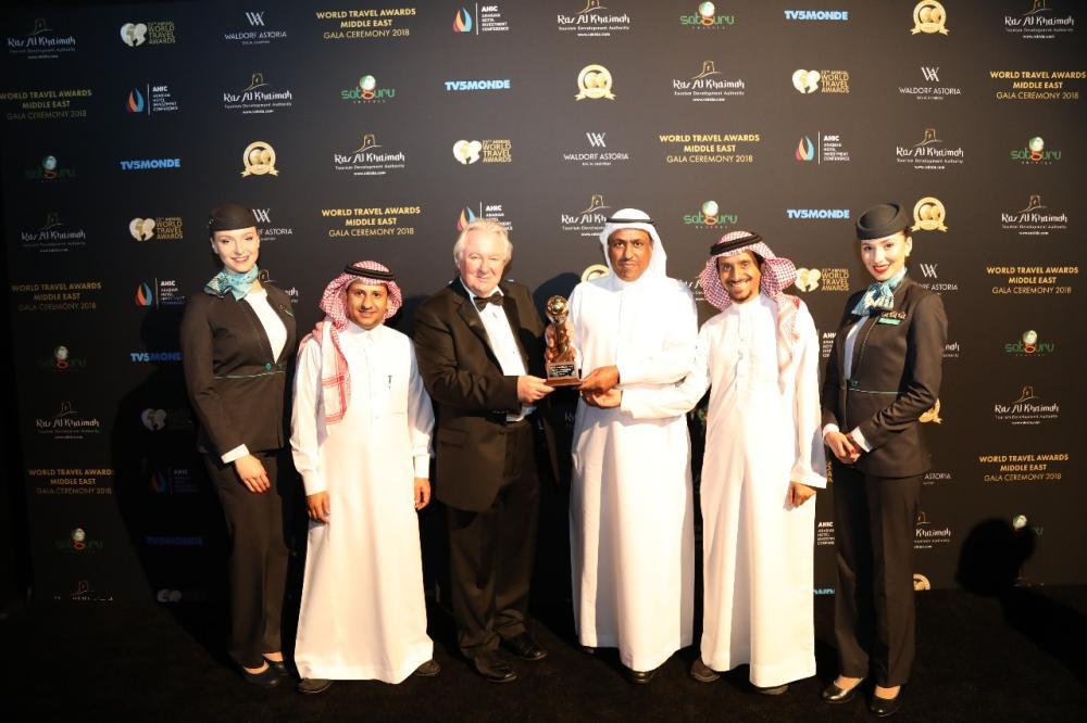 «طيران ناس» يفوز بجائزة أفضل طيران اقتصادي في الشرق الأوسط لعام 2018