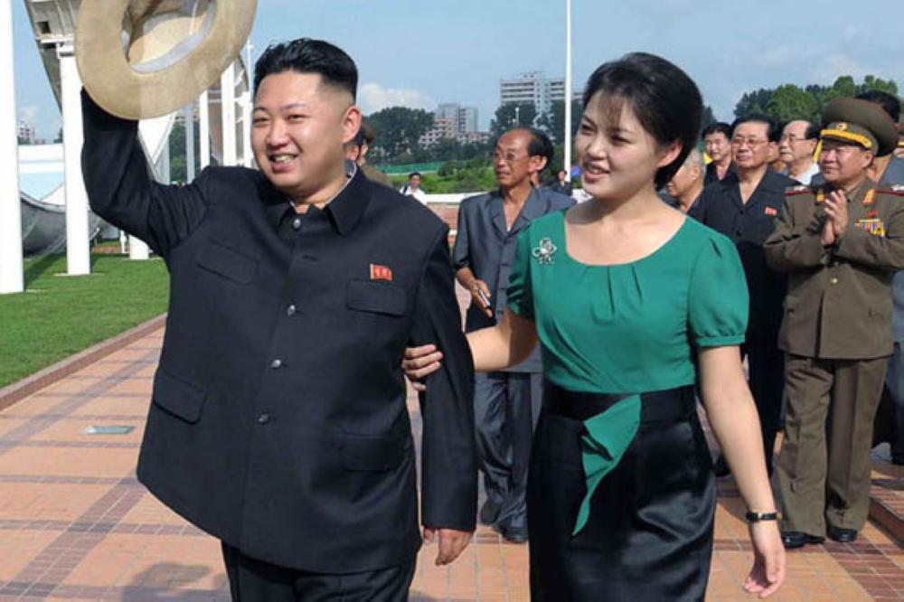 كيم يستعد لقمته مع ترمب بمنح زوجته لقب «السيدة الأولى»!