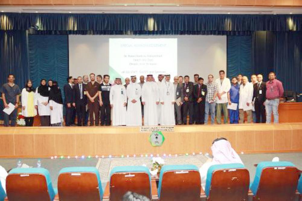 إنشاء وحدة عناية جديدة في «سعود الطبية»