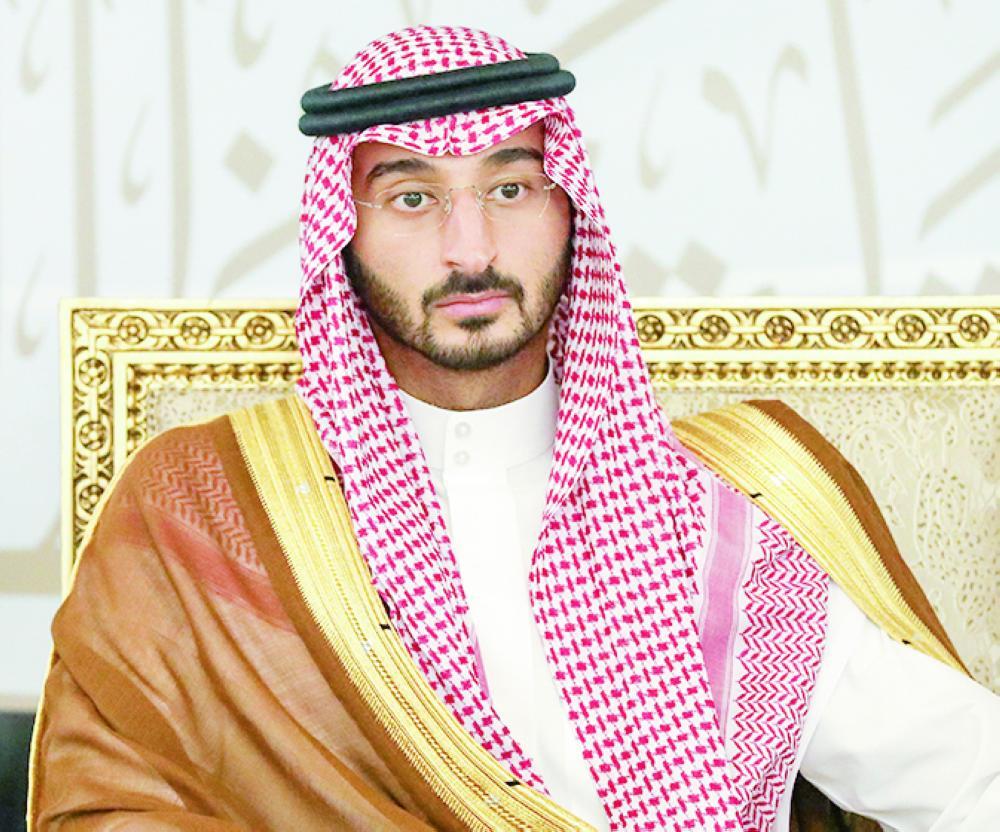 الأمير عبدالله بن بندر.