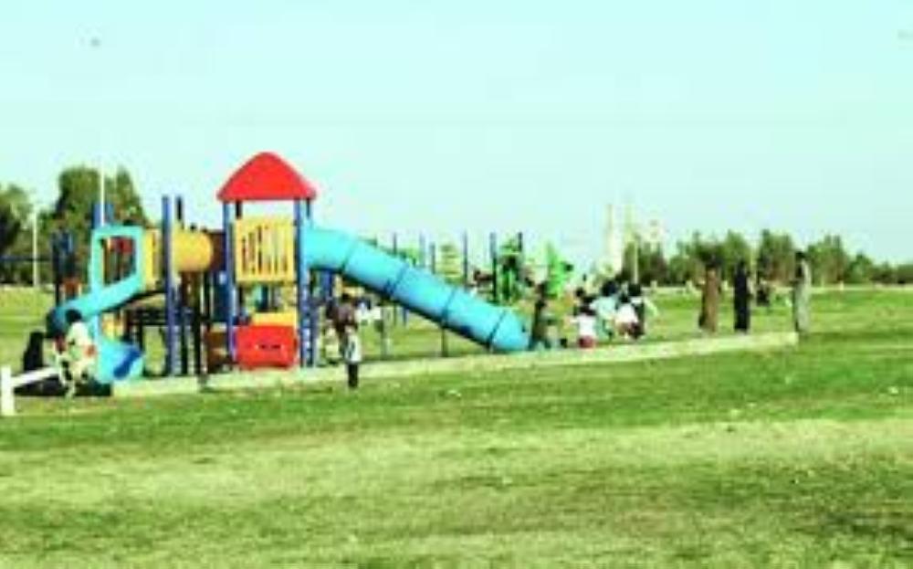 تشكيل لجنة لدراسة حاجات الحدائق في مكة