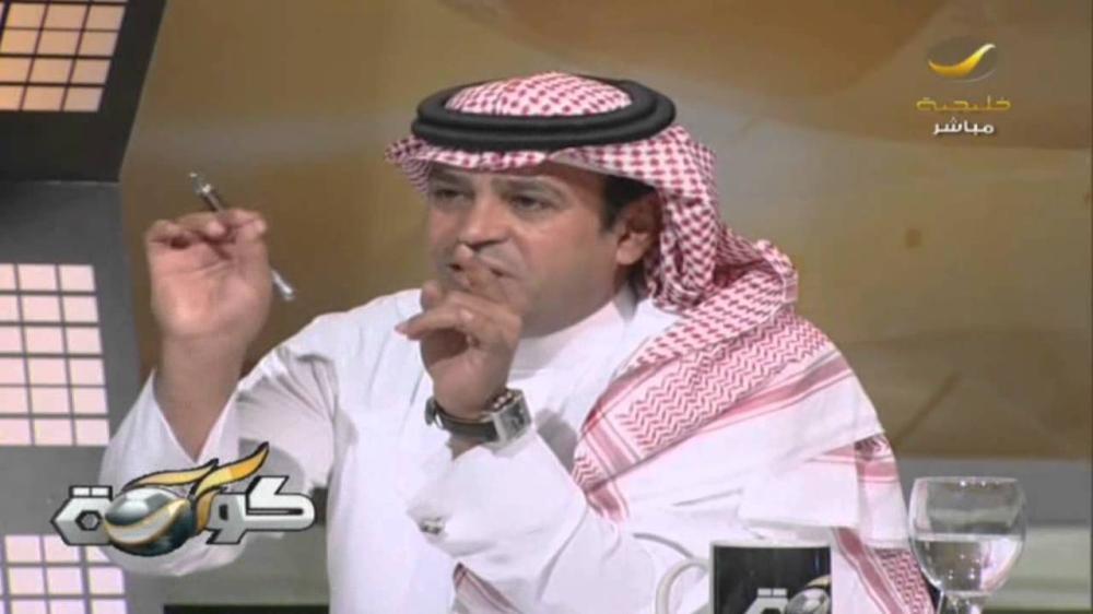 نايف العنزي.. محلل رياضي ولاعب درب الناشئين وصارع السرطان