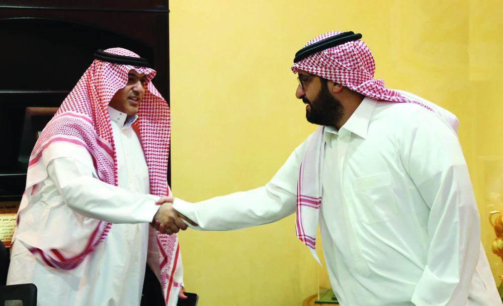 نتيجة بحث الصور عن سعود ال سويلم وسلمان المالك