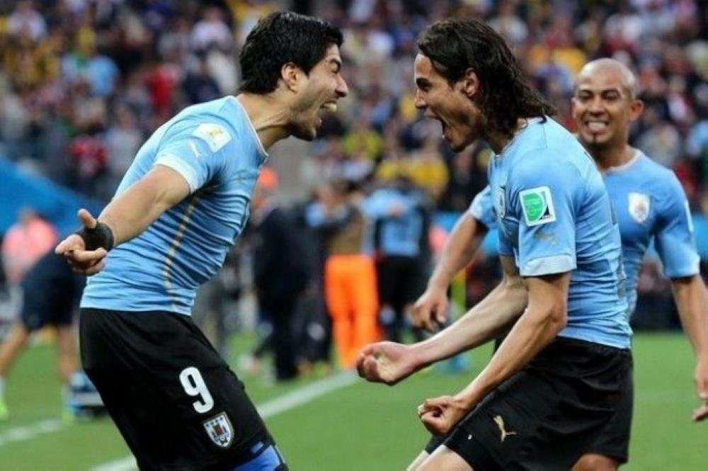 مونديال 2018: تشكيلة أولية للأوروغواي يقودها كافاني وسواريز