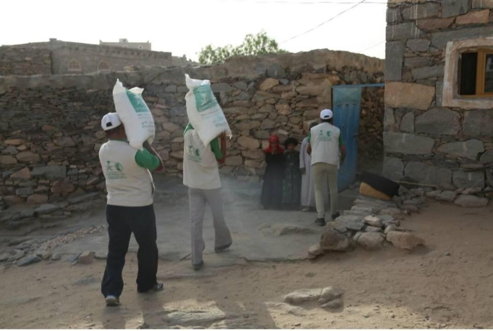 مركز الملك سلمان يواصل جهوده الإغاثية في اليمن وباكستان وسورية