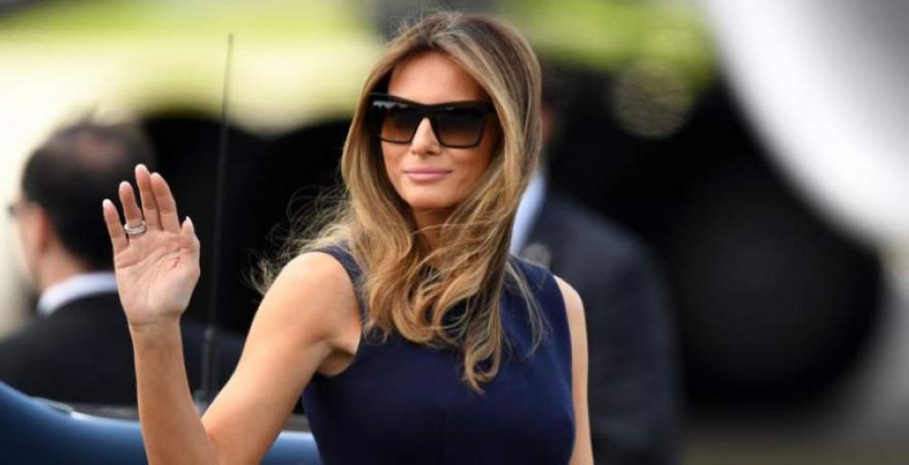 ميلانيا ترمب تعود إلى البيت الأبيض بعد عملية جراحية