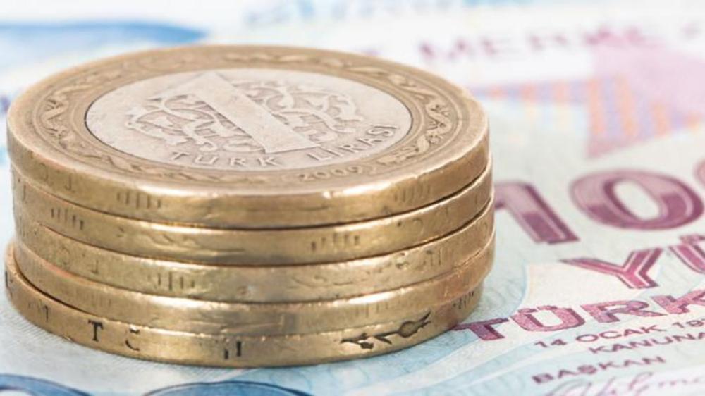 الليرة التركية تهبط لمستوى قياسي أمام الدولار