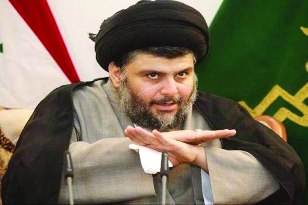 العراق.. الصدر يرفض «كتلة الفتح».. ويتجه لتحالف سني كردي