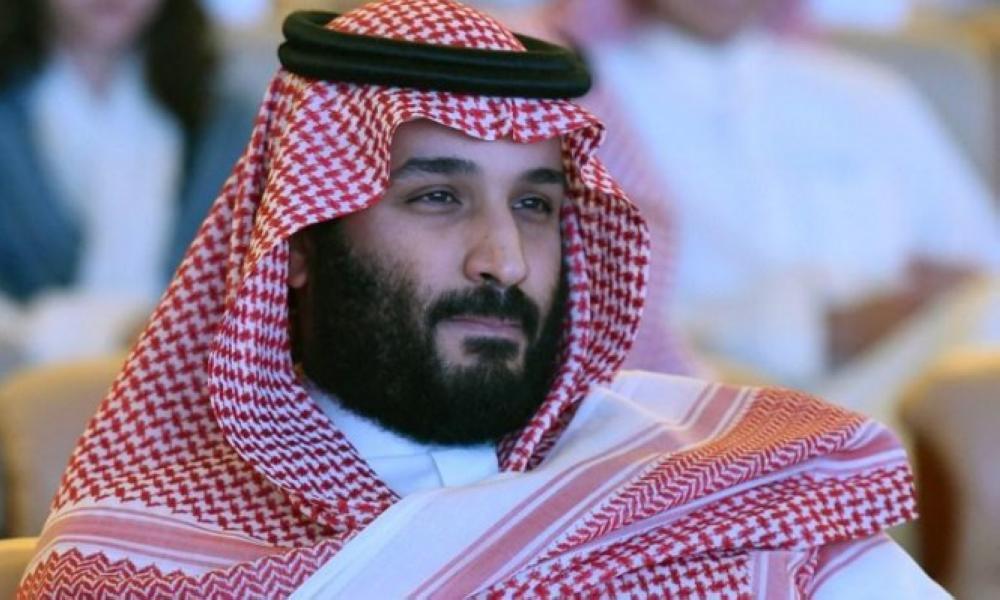 محمد بن سلمان يقود العالم برؤية سعودية