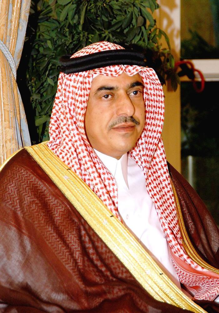الحارثي أمينا مكلفا لمحافظة جدة