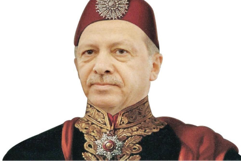 أردوغان.. أوهام السلطان