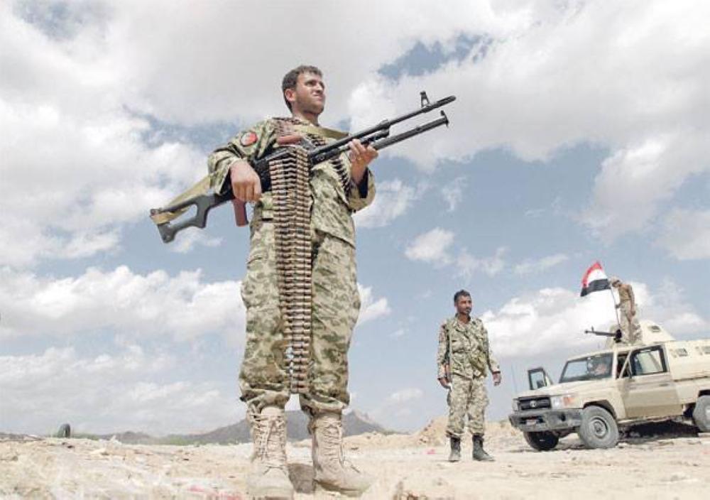 الجيش اليمني يُحاصر الحوثيين في معقلهم بصعدة