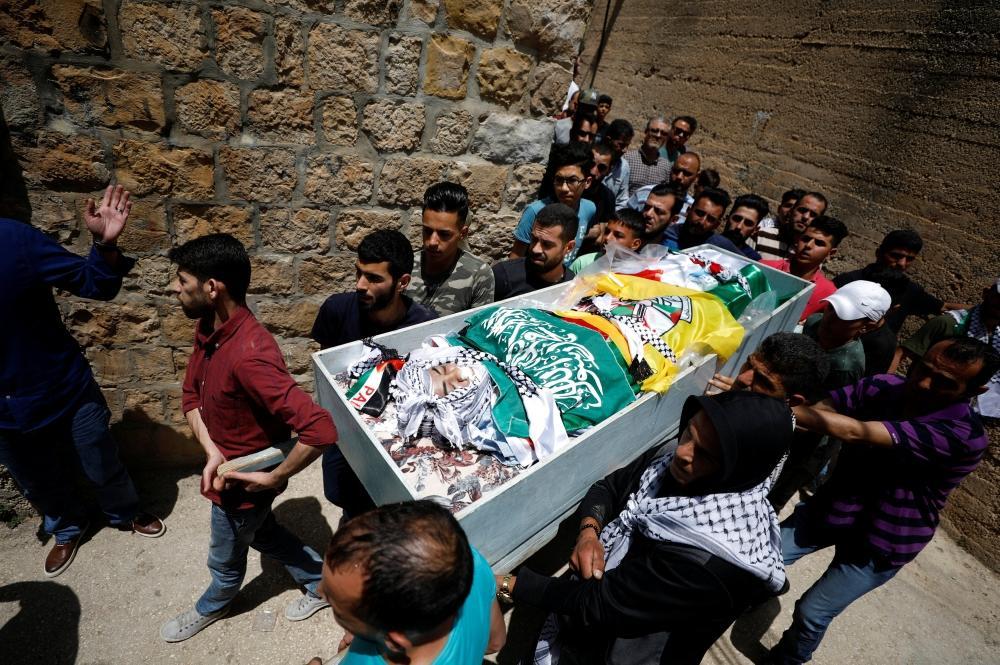 مقتل فلسطينيين برصاص القوات الإسرائيلية