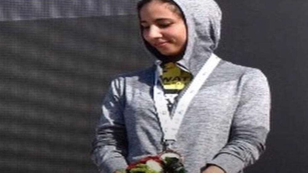 وفاة لاعبة الدراجات الإماراتية مزنة عبدالله في حصة تدريب