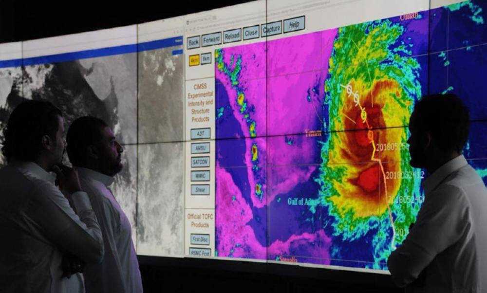 الدفاع المدني بنجران يكثف استعداده لمواجهة إعصار «ميكونو»
