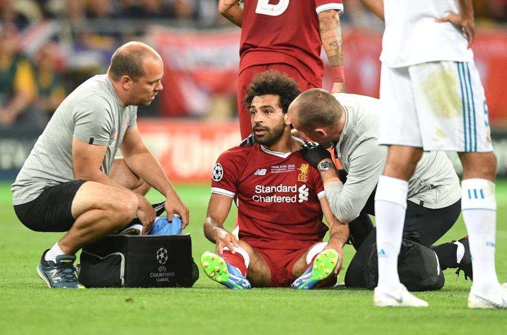 مدرب ليفربول: إصابة صلاح «جدية»
