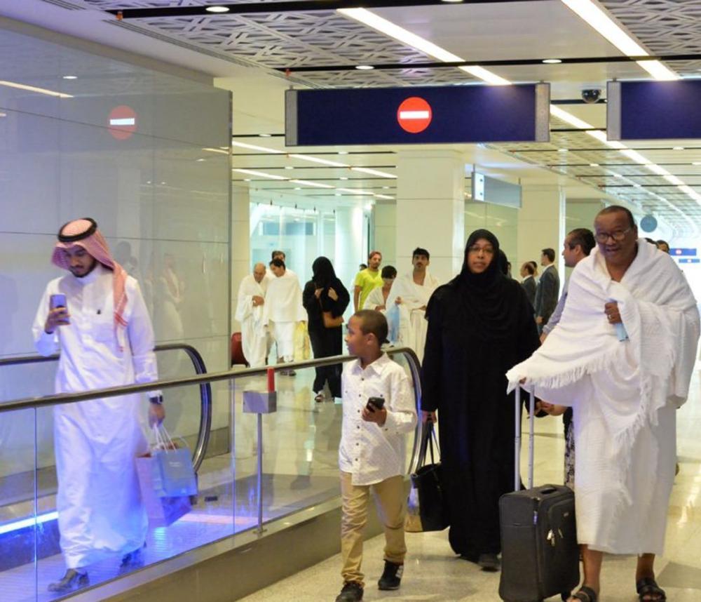 «السعودية»: كافة رحلات القريات عبر المطار الجديد