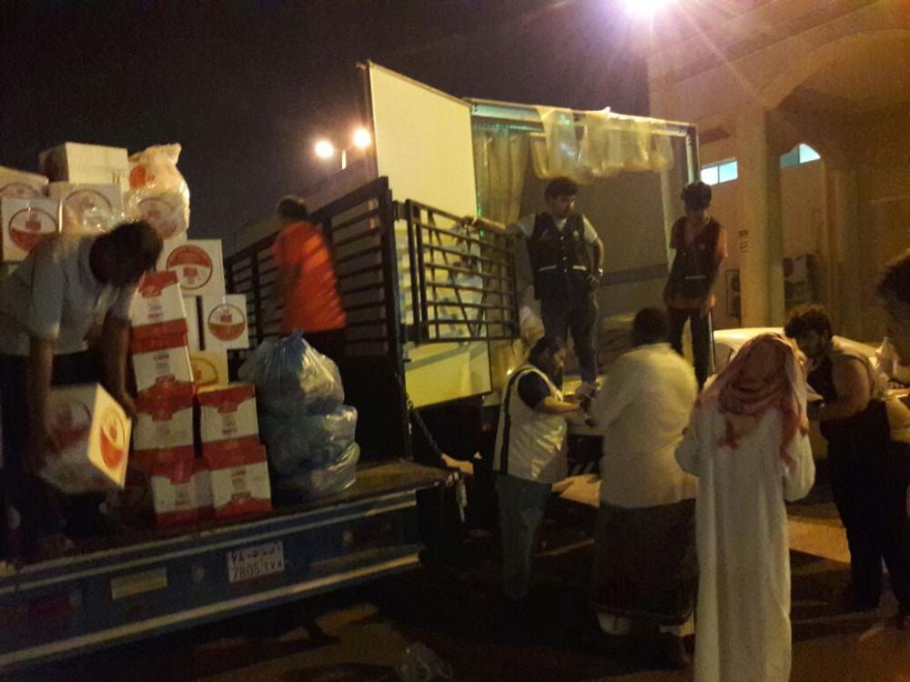 «بر جازان»: مساعدات مالية طارئة لأكثر من 30 أسرة