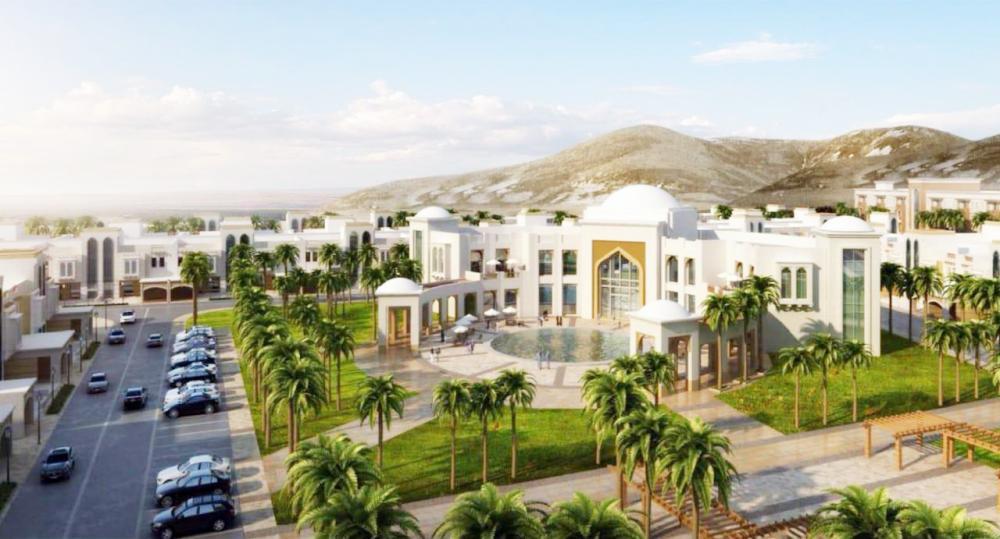 العاصمة المقدسة: إنشاء ضاحية سكنية على مساحة 580 ألف م2