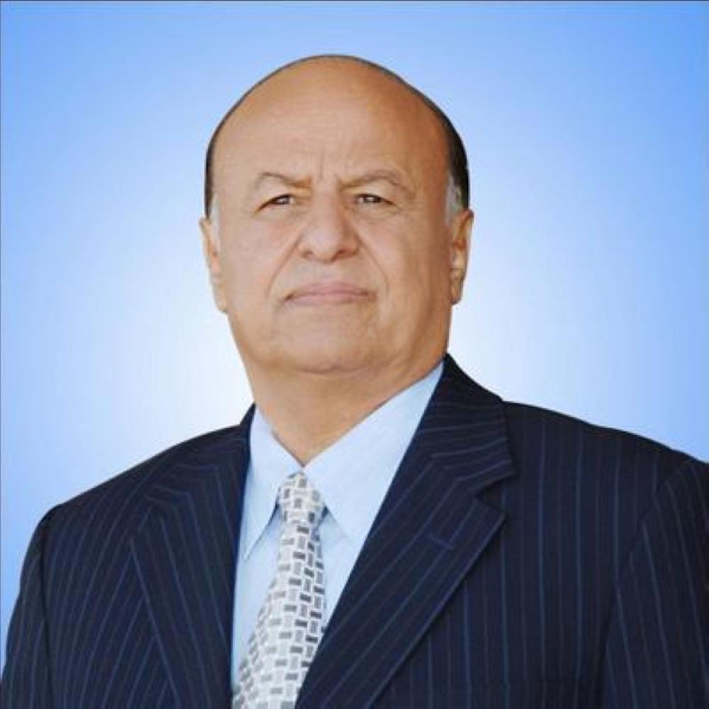 الرئيس اليمني يدعو الجيش الوطني والمقاومة الشعبية إلى تحرير الحديدة