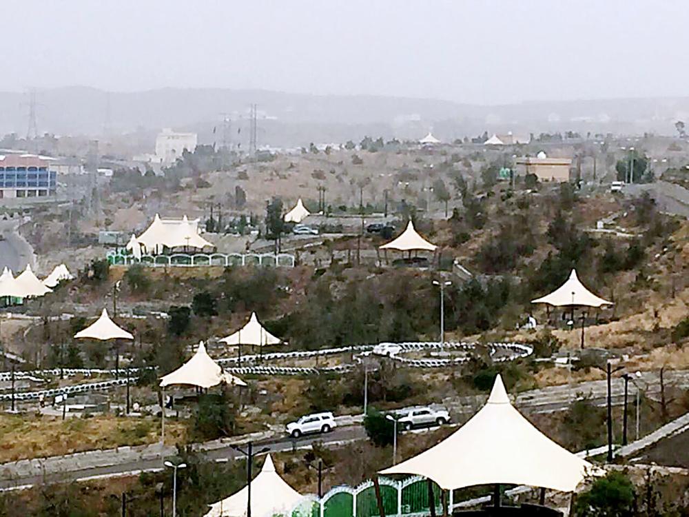 المنتزه الوطني ببلجرشي.