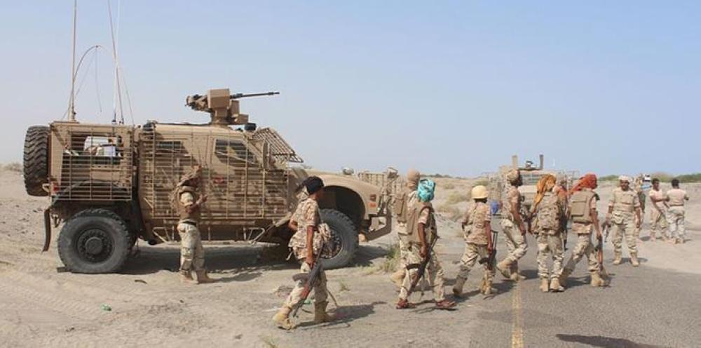 الجيش اليمني يحرر مواقع إستراتيجية في نهم