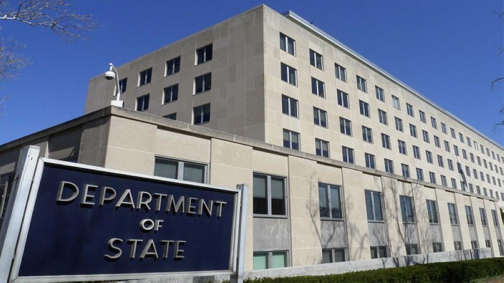 الخارجية الأمريكية تدين هجمات على موانئ نفطية ليبية