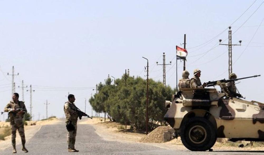 الجيش المصري يصفي 32 عنصرا مسلحا في سيناء