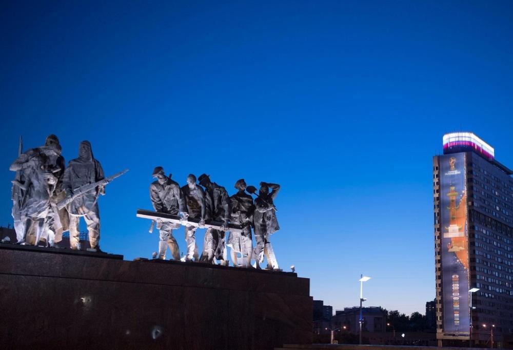 ضوء النهار يُلازم «سانت بطرسبرغ» الروسية 24 ساعة.. غداً