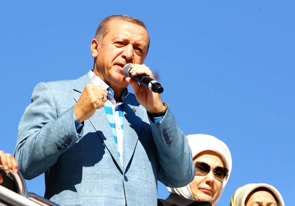 فتوى أردوغانية: التصويت للمعارضة حرام شرعا