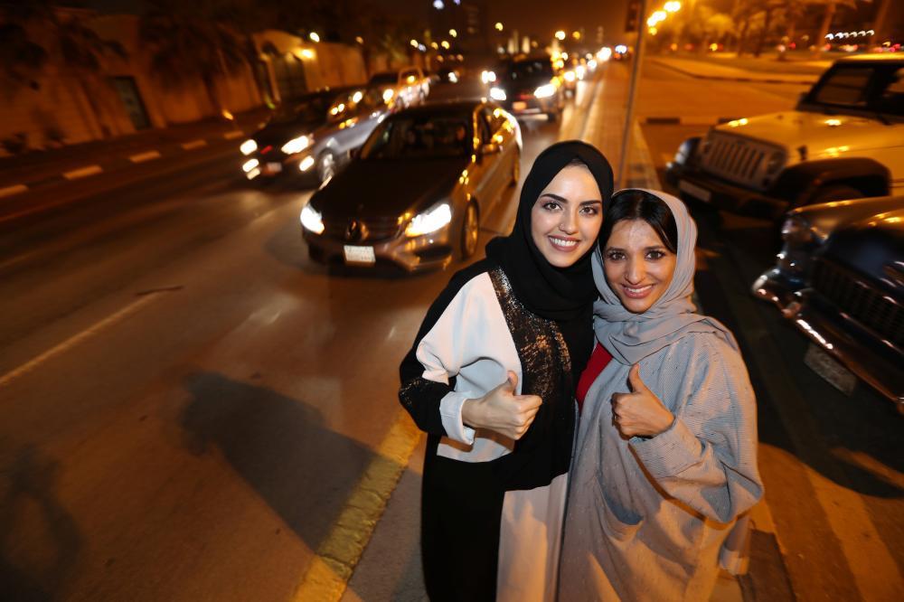 دراسة 3 ملايين سعودية سيمتلكن رخص قيادة في 2020
