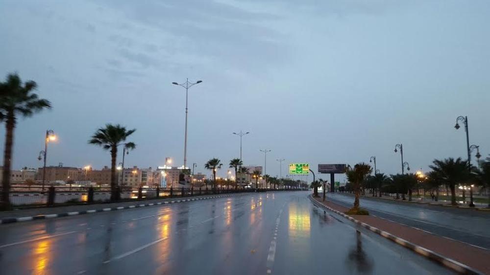 «الأرصاد»: أمطار رعدية على 5 مناطق.. وغبار على الشرقية