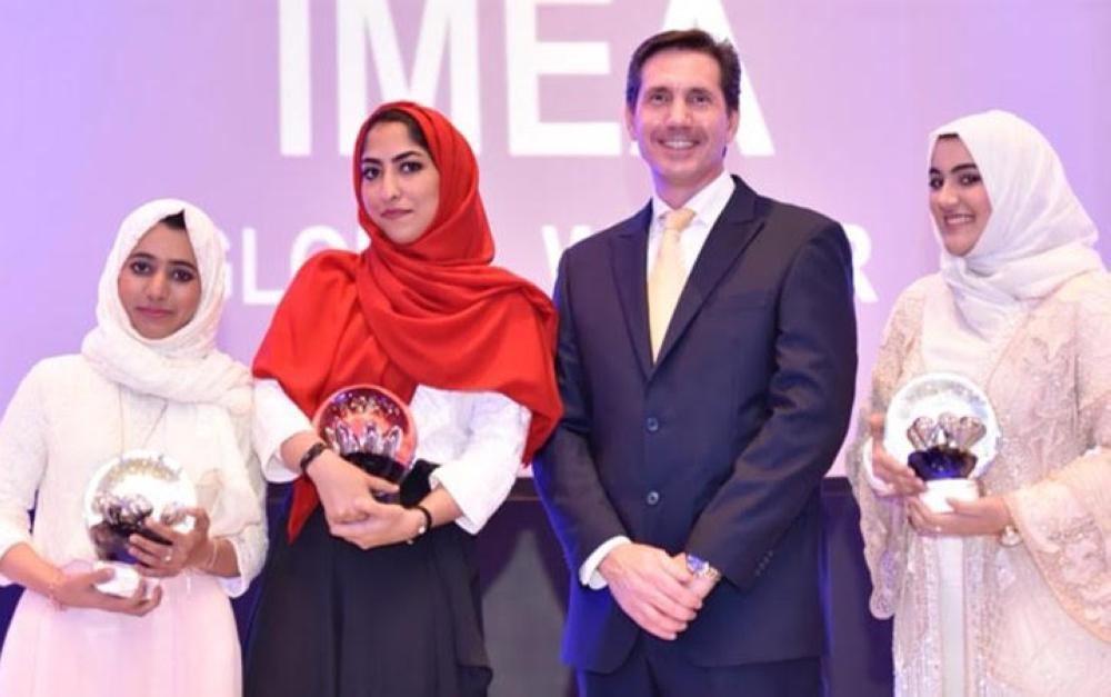 3 مهندسات سعوديات يتصدرن مسابقة «المدير التنفيذي» العالمية