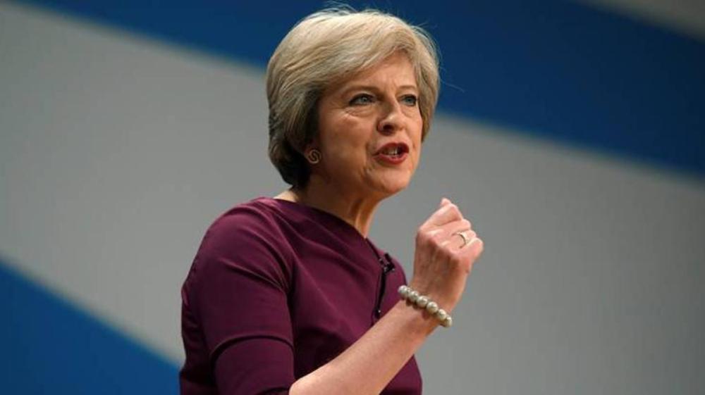 استقالة نائبين لرئيس حزب المحافظين البريطاني احتجاجا على مقترحات ماي 914950.jpg