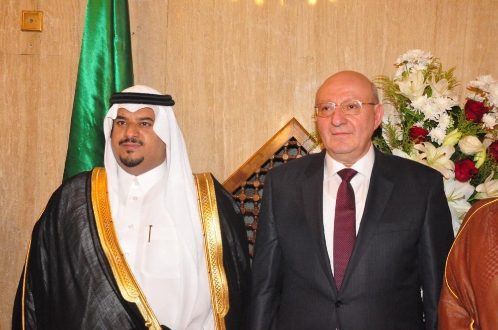 السفير حمدي: العلاقات بين مصر والسعودية تشهد ازدهاراً مستمراً