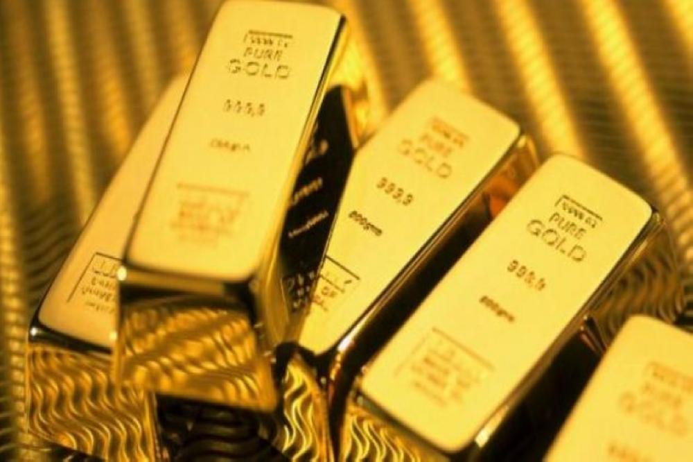 ارتفع السعر الفوري للذهب 0.2% عند 1244 دولارا للأوقية