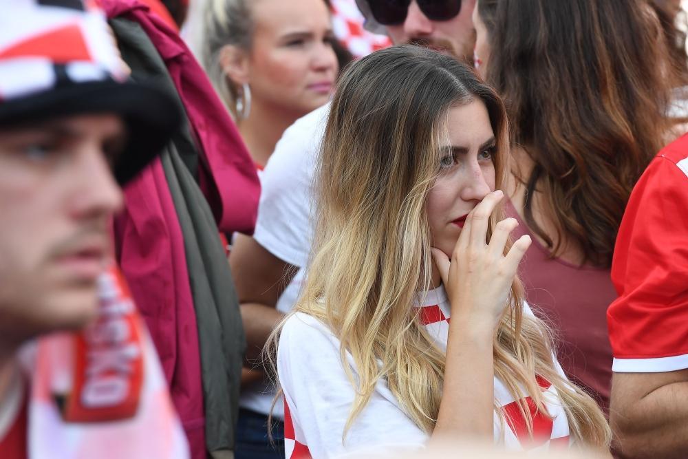 كرواتيا.. حزينة وفخورة رغم الخسارة