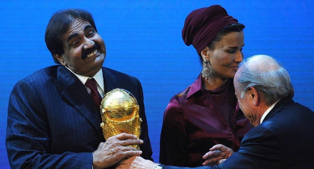 مونديال قطر 2022.. بند جديد يكلف «الحمدين» مليار يورو