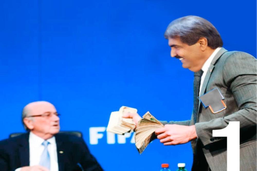 عواصف مصاحبة لكأس العالم في قطر: فساد.. أزمات سياسية.. دوامة التعويضات