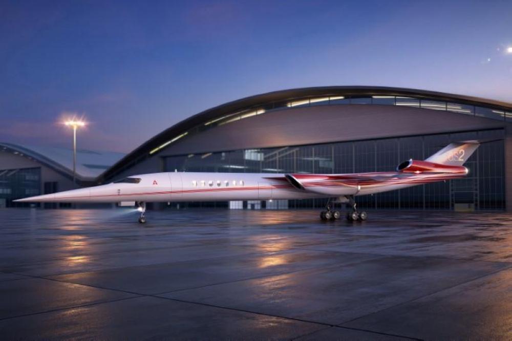 دراسة: إعادة تشغيل طائرات ركاب أسرع من الصوت يضر البيئة