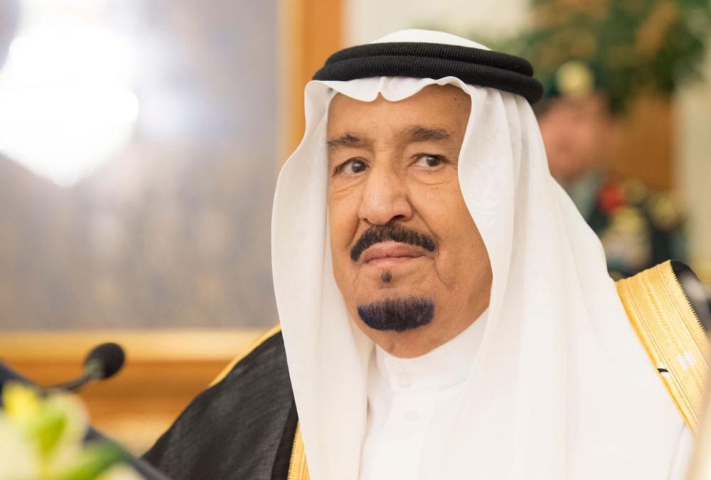 خادم الحرمين الشريفين في مجلس الوزراء