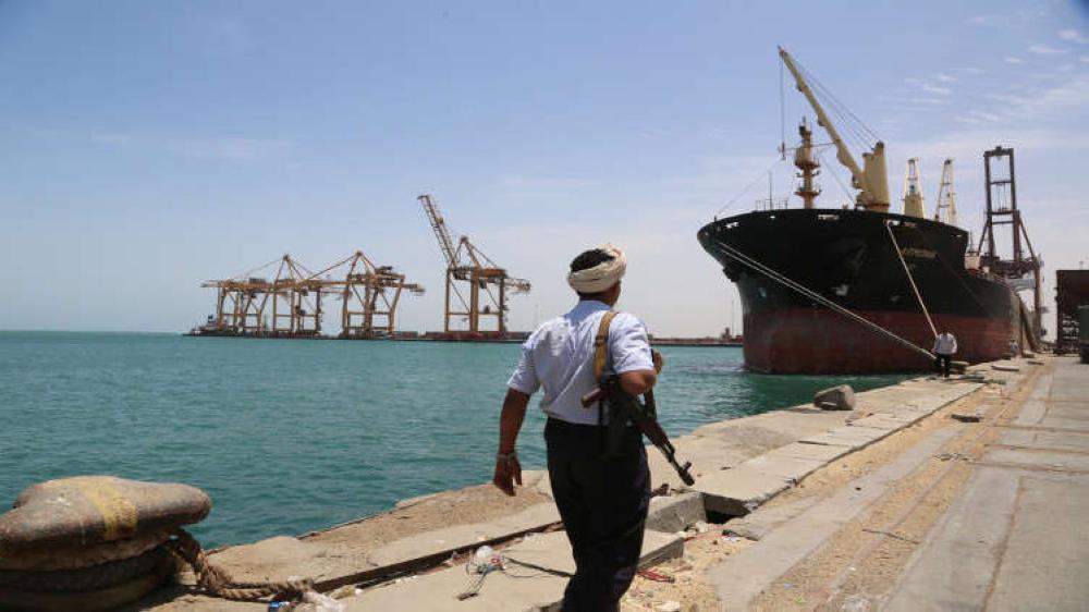 «التحالف»: إصدار 4 تصاريح لسفن متجهة للموانىء اليمنية