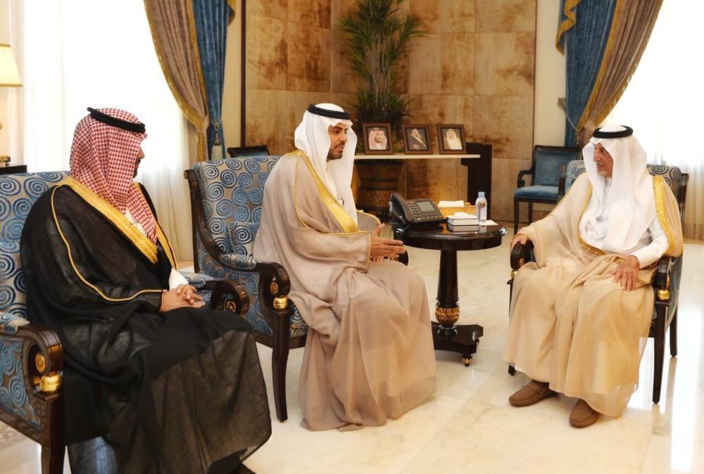 أمير مكة: السعودية تسخر إمكاناتها لخدمة ضيوف الرحمن حتى عودتهم لأوطانهم